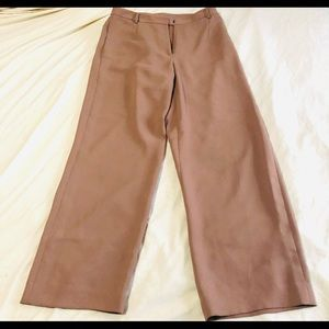 """Shortened wide legs pants to fit a 5'3"""" wide leg"""